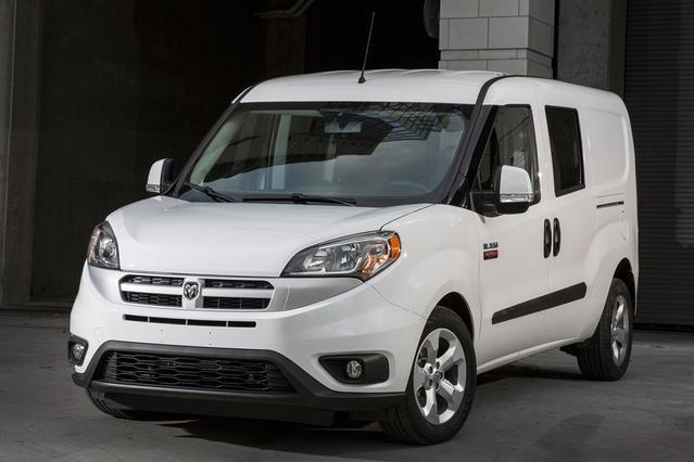 2016 RAM Promaster City Cargo Van TRADESMAN SLT Mini-van, Cargo Slide 0