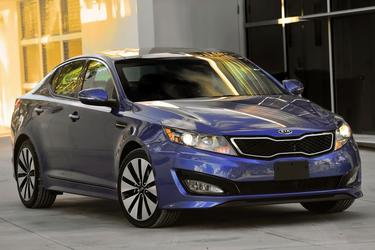 2013 Kia Optima SX Slide