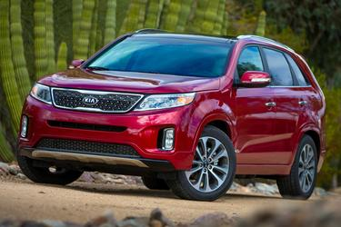 2015 Kia Sorento LX Lexington NC