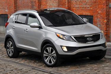 2013 Kia Sportage LX SUV Wilmington NC
