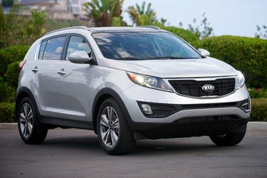 2015 Kia Sportage EX SUV Merriam KS