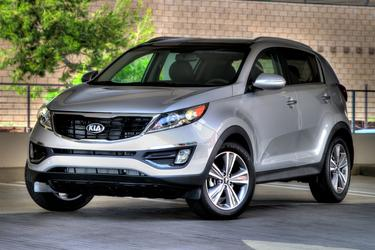 2016 Kia Sportage LX SUV North Charleston SC