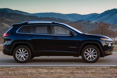 2016 Jeep Cherokee FWD 4DR LIMITED SUV North Charleston SC