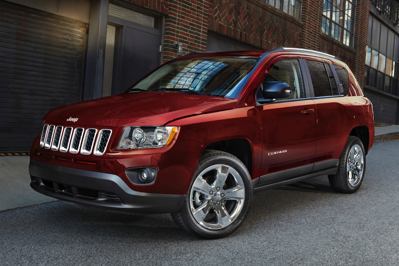 2014 Jeep Compass SPORT 4x4 Sport 4dr SUV Slide 0