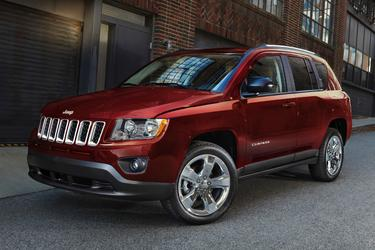 2014 Jeep Compass LIMITED SUV Apex NC