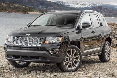 2015 Jeep Compass HIGH ALTITUDE EDITION SUV Merriam KS