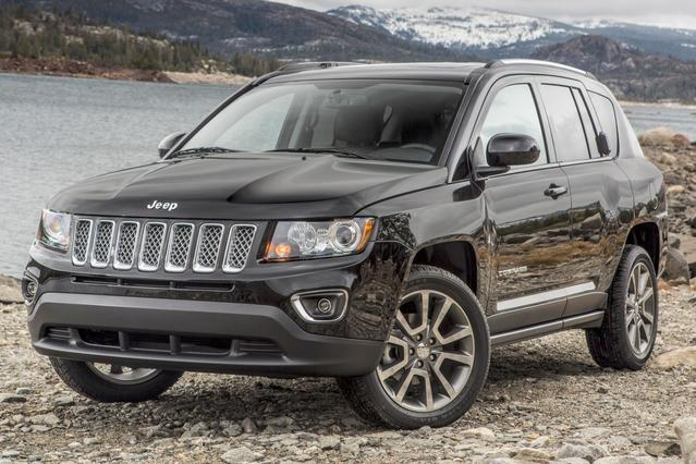 2015 Jeep Compass HIGH ALTITUDE EDITION Sport Utility Slide 0