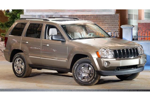 2007 Jeep Grand Cherokee LIMITED SUV Slide 0