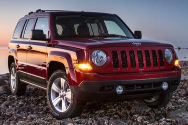 2014 Jeep Patriot HIGH ALTITUDE SUV Apex NC