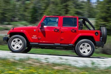 2013 Jeep Wrangler Unlimited SPORT SUV Durham NC