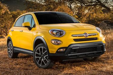 2016 FIAT 500X POP SUV North Charleston SC
