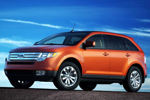 2007 Ford Edge SEL 4dr Car Slide 0