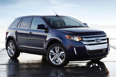 2014 Ford Edge SEL SUV Slide