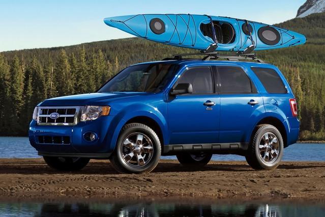 2012 Ford Escape LIMITED Sport Utility Slide 0