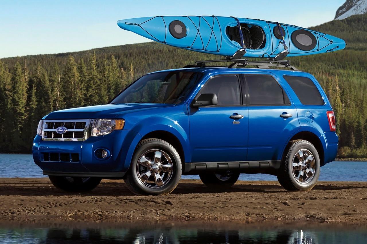 2012 Ford Escape LIMITED SUV Slide 0