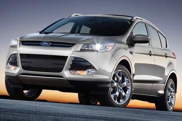 2015 Ford Escape TITANIUM Slide