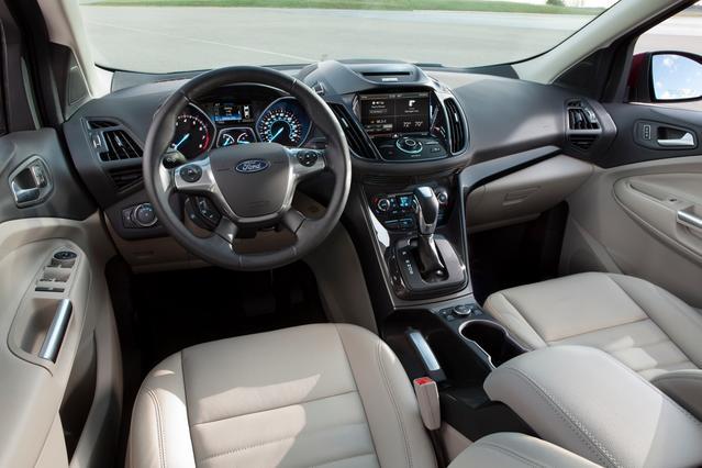 2016 Ford Escape TITANIUM Hillsborough NC
