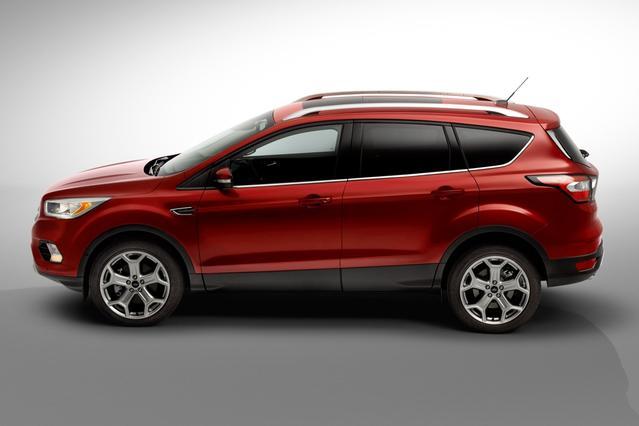 2017 Ford Escape TITANIUM SUV Hillsborough NC