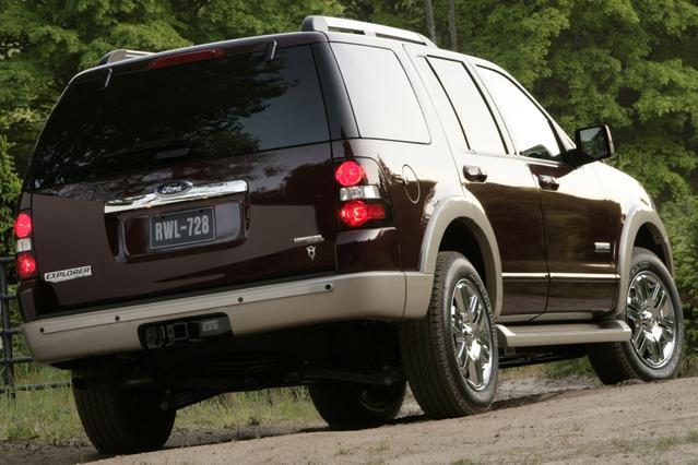 2008 Ford Explorer EDDIE BAUER Hillsborough NC