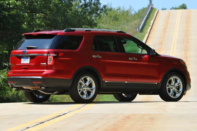 2013 Ford Explorer XLT Hillsborough NC