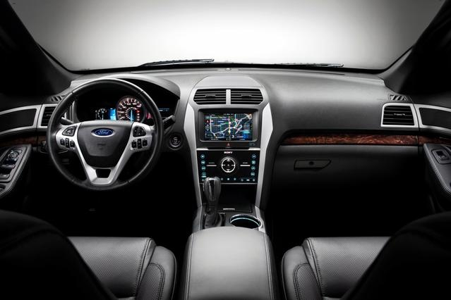 2014 Ford Explorer XLT SUV Garner NC