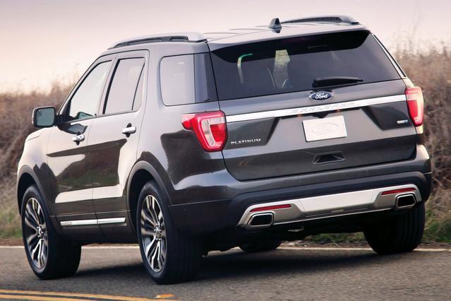 2016 Ford Explorer LIMITED SUV Hillsborough NC