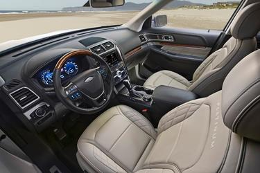 2016 Ford Explorer XLT SUV Durham NC