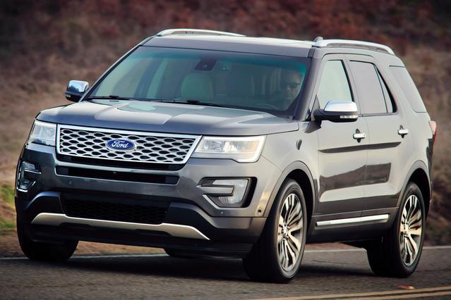 2016 Ford Explorer PLATINUM Hillsborough NC