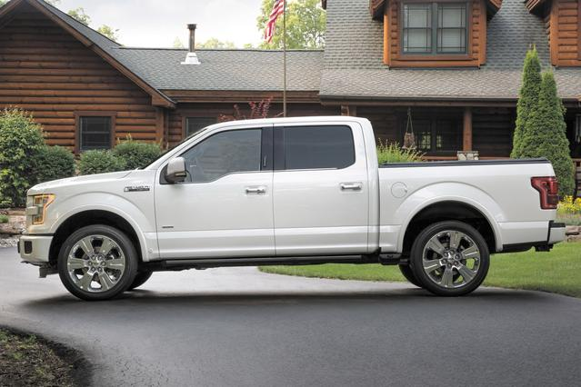 2016 Ford F-150 LARIAT Hillsborough NC