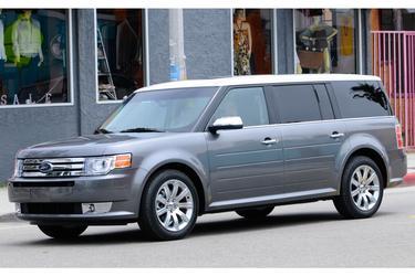 2010 Ford Flex SEL Raleigh NC
