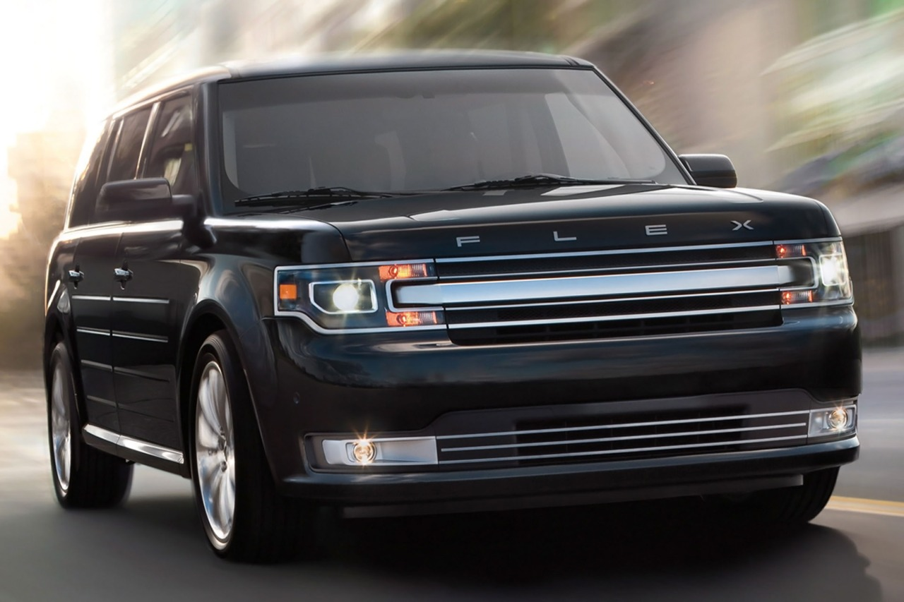 2013 Ford Flex SEL Station Wagon Slide 0