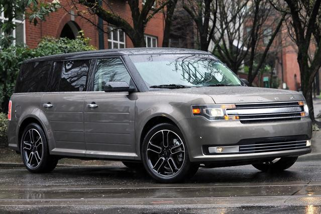 2016 Ford Flex SE SUV Slide 0