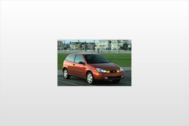 2001 Ford Focus ZX3 ZX3 2dr Hatchback Meridian MS