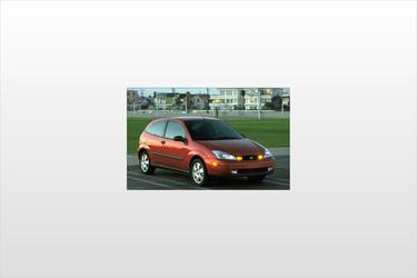 2001 Ford Focus ZX3 ZX3 2dr Hatchback Wilmington NC