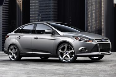 2014 Ford Focus TITANIUM Wilmington NC