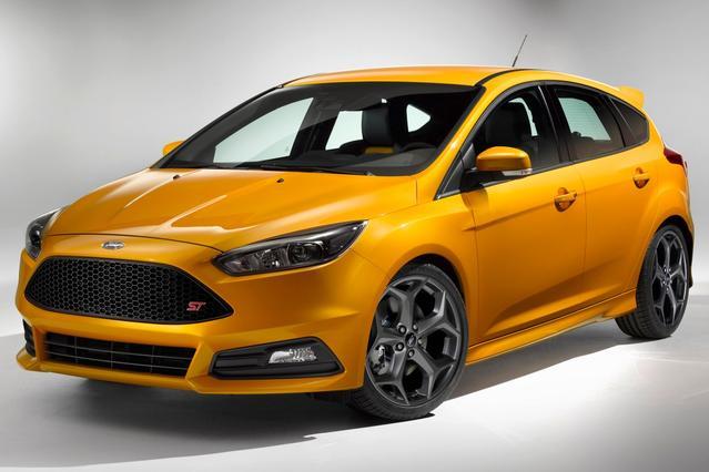 2016 Ford Focus ST Hatchback Hillsborough NC