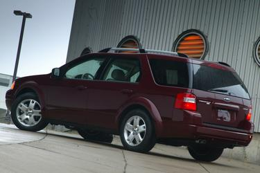 2007 Ford Freestyle SEL SUV Durham NC