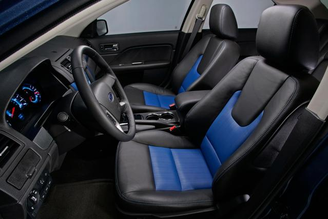 2010 Ford Fusion SPORT 4dr Car Hillsborough NC