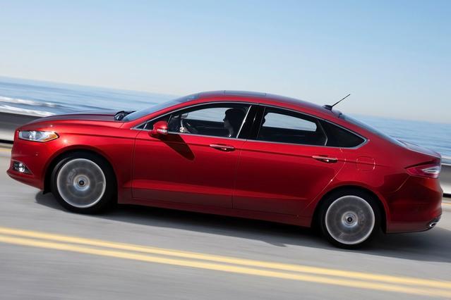 2017 Ford Fusion SPORT 4dr Car Hillsborough NC