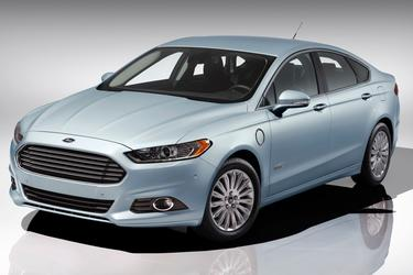 2013 Ford Fusion Energi SE LUXURY Chapel Hill NC