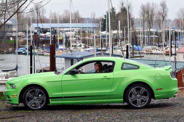 2014 Ford Mustang V6 2dr Car Hillsborough NC
