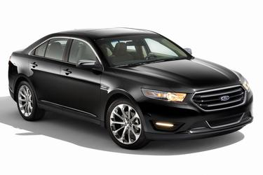 2013 Ford Taurus SHO Sedan Slide