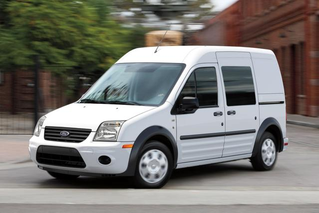 2013 Ford Transit Connect XLT Slide 0