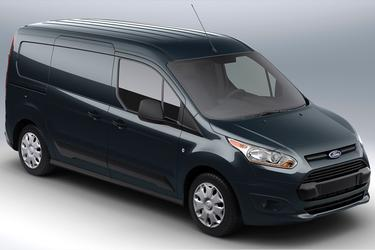 2017 Ford Transit Connect XL Van Slide