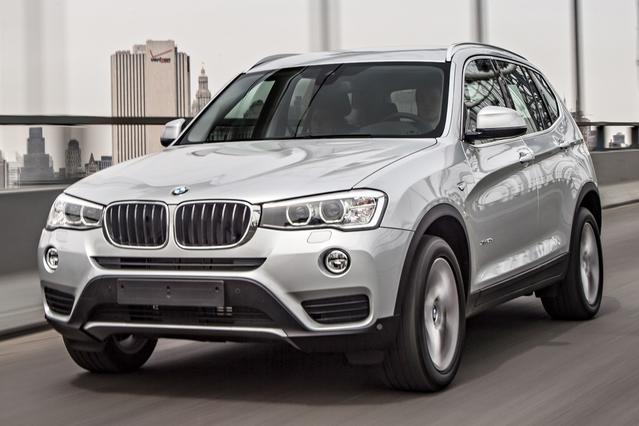 2017 BMW X3 XDRIVE28I SPORTS ACTIVITY VEHICLE SUV Slide 0