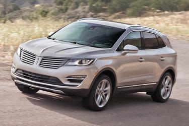 2017 Lincoln MKC BLACK LABEL Rocky Mt NC