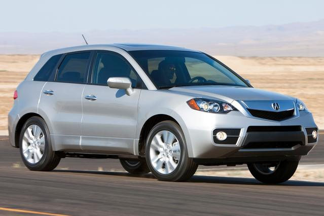 2012 Acura RDX TECHNOLOGY PACKAGE Sport Utility Slide 0