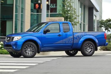 2012 Nissan Frontier SL Pickup Apex NC