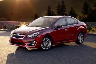 2015 Subaru Impreza Sedan PREMIUM Sedan Wilmington NC