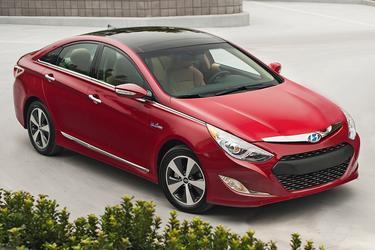 2012 Hyundai Sonata HYBRID Sedan Slide